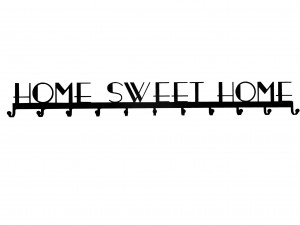 Wieszak Home Sweet Home 11