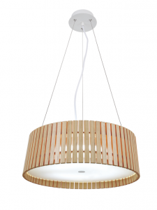 Lampa Serchio Wood