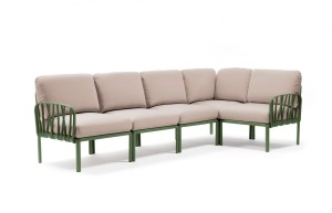 Sofa Komodo 5 Nardi Agave - Canvas