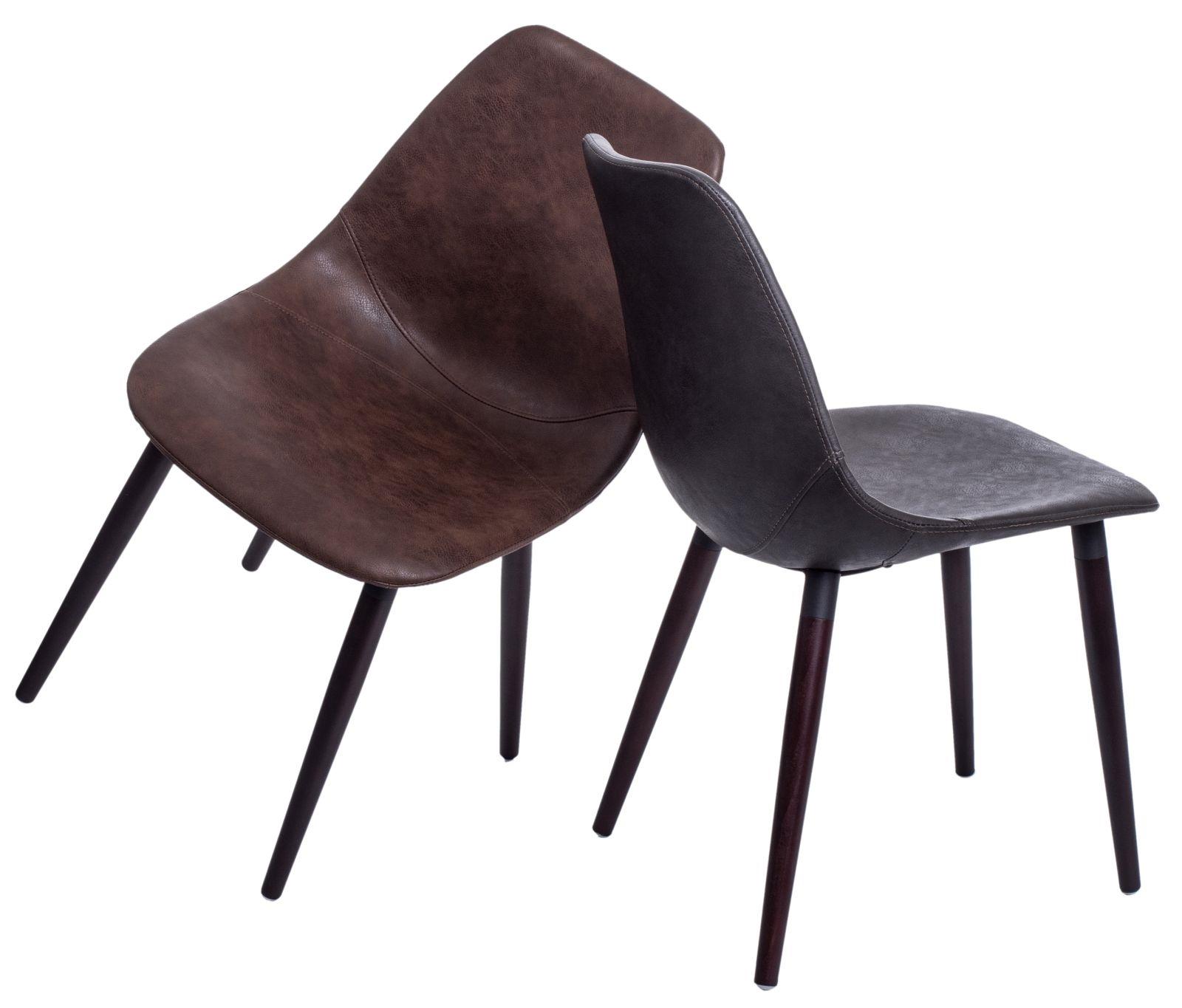 Oryginał Krzesło Vincent W ekoskóra Meble-Bocian - Internetowy sklep meblowy IC48