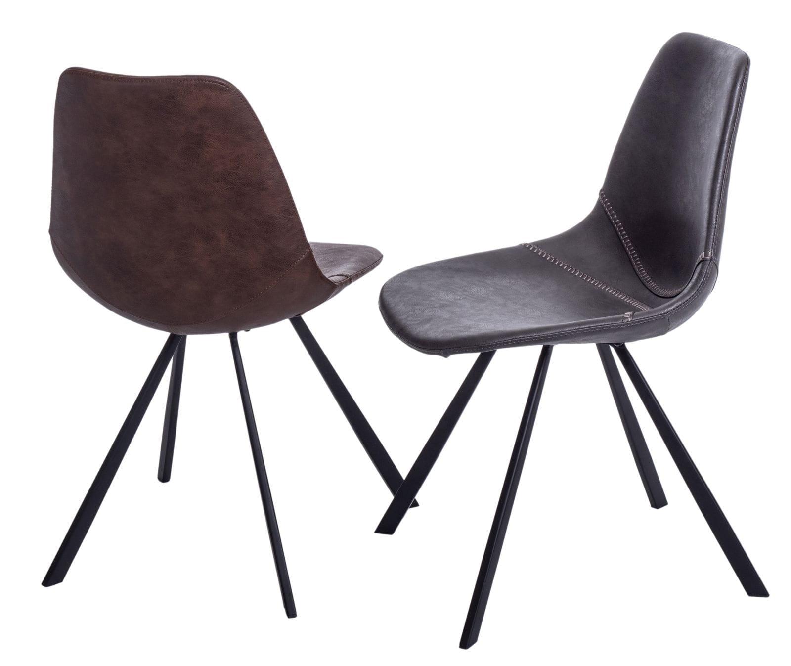 Topnotch Krzesło Vincent M ekoskóra Meble-Bocian - Internetowy sklep meblowy PJ32