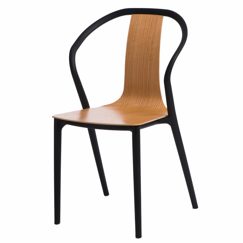Krzesło Bella Drewniane