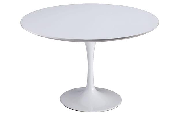 Najnowsze Stół okrągły Tulip 120 cm Meble-Bocian - Internetowy sklep meblowy KP07