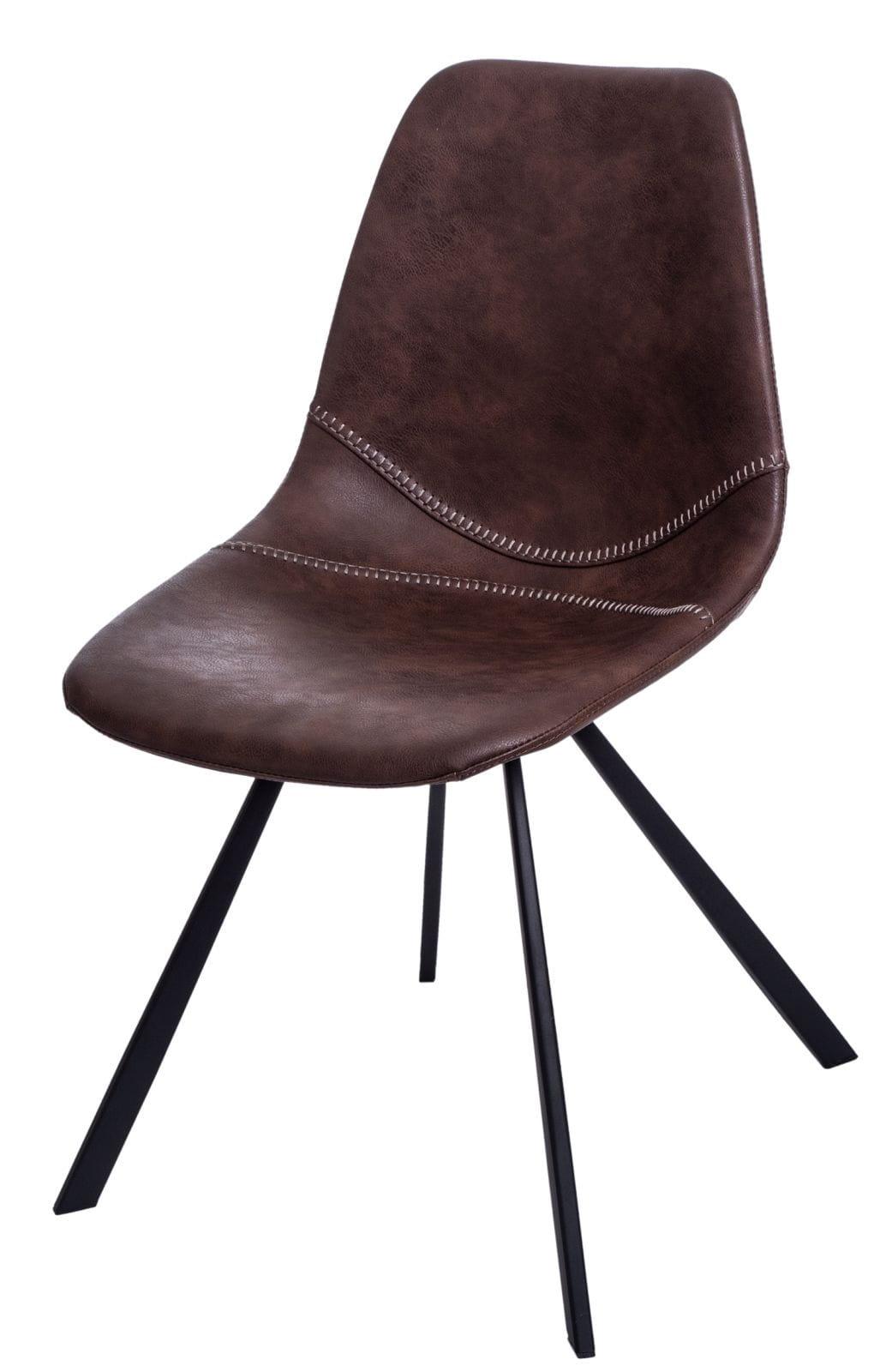 Krzesło Vincent M Ekoskóra